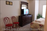 32 Inch Hdtv - Master Suite has a 32 Inch Hdtv. Incredible Waterfront Vieews from all Windows.