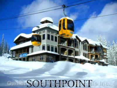 Southpoint at Happy Valley - Big White, BC