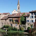 St. Antonin, Where the Movie 'a Hundred Foot Journey' Was Filmed is 25 Minutes Drive Away.
