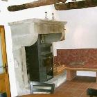 Tuscany Stone Fireplace Dated Xix° Century