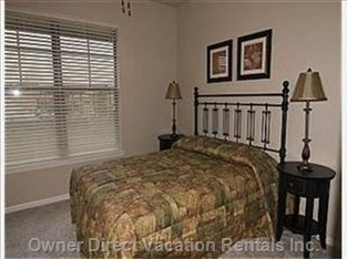 Typical Double Bedroom - Similar to but May Not be Exactly as Shown