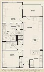Floor Plan - Similar to but May Not be Exactly as Shown