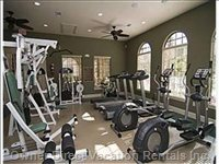 Fitness Centre - Similar to but May Not be Exactly as Shown