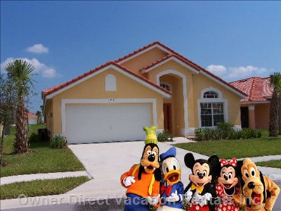 Disney Aviana Villa