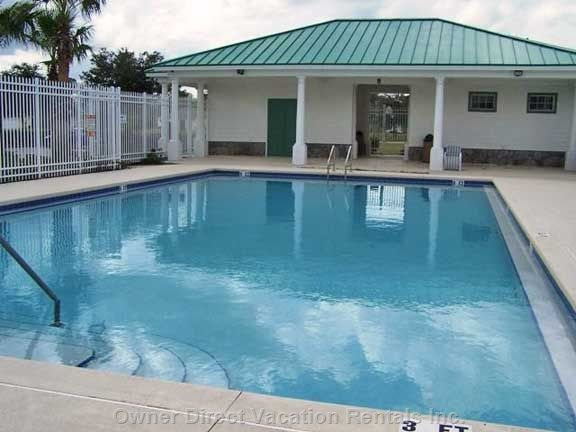 Community Pool Free for our Guests Use