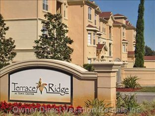 Terrace Ridge Gated Community