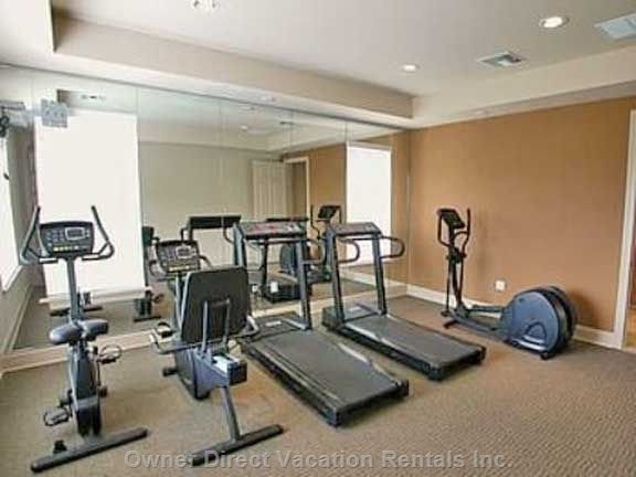 Terrace Ridge Fitness Room