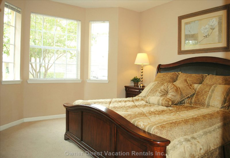 Master Bedroom En Suite