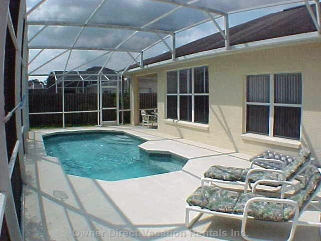 Private Heatable Pool
