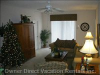 Main Living Room - Fully Air Conditioned through out