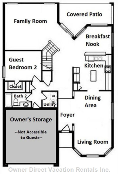 Ground Floor Layout Plan