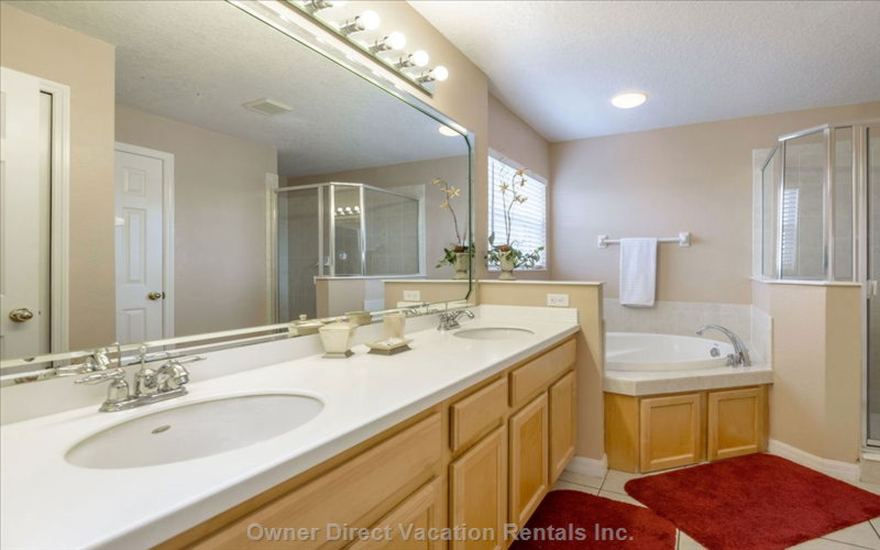 The Large Family Bathroom