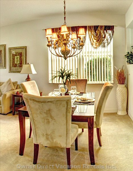 Formal Lounge Dining Room
