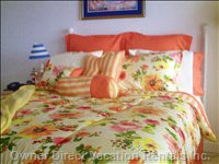 Queen Size Guest Bed