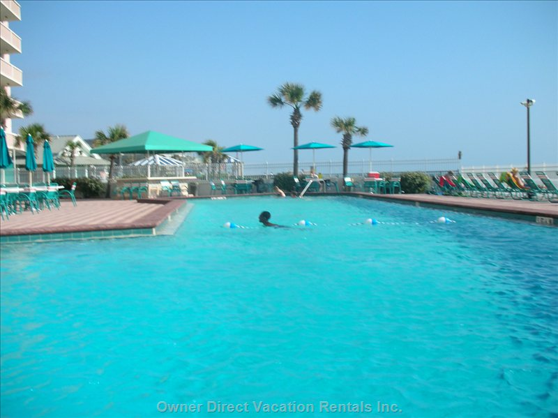 Largest Pool in Daytona