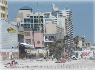 Take a 5 Minute Stroll on the Beach to Ocean Walk