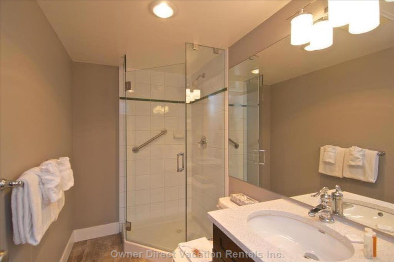 Bathroom with Stand Alone Shower