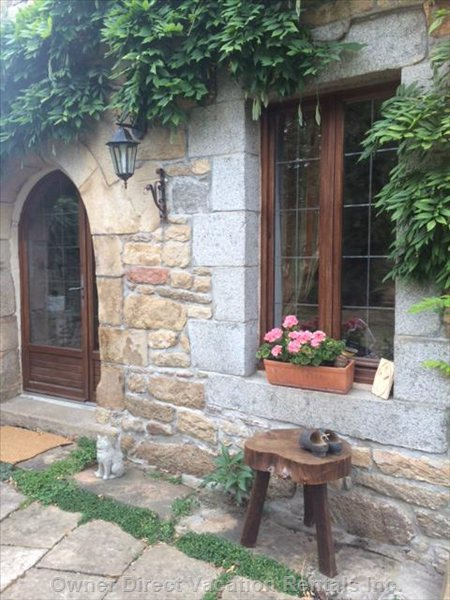 Plenty of Breton Character to Enjoy on your Terrace