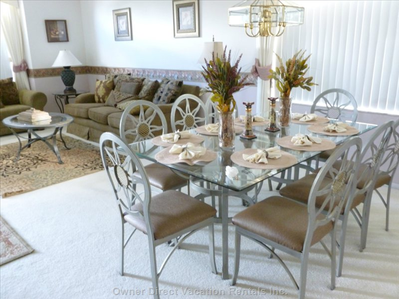 Formal Lounge & Dining