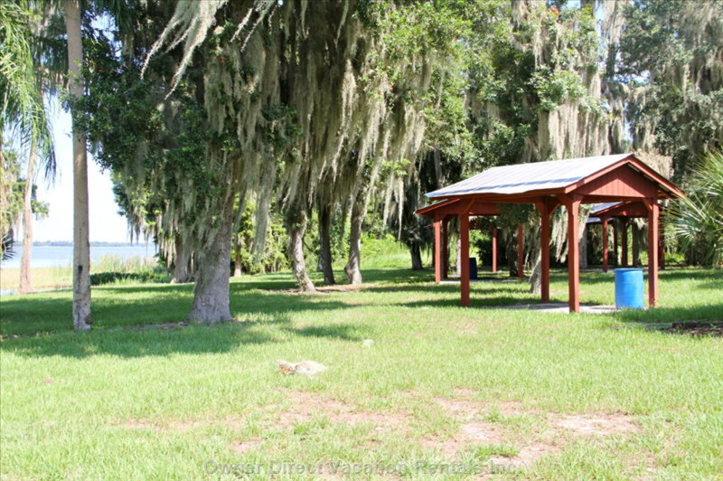 Picnic - Picnic Area at Lake Marion