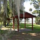 Picnic Huts at Lake Marion - Covered Picnic Area
