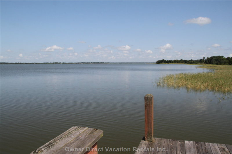 Lake Marion - a Peaceful View of the Lake