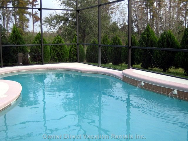 Well Screened Pool