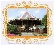 The Shops at Carousel Village Shopping, Special Events, Carousel & Antique Rides.