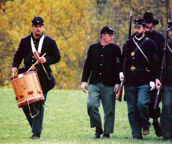Bucks County Civil War round Table is to Promote & Further Stimulate Interest in all Aspects and Phases of the Civil War. 3min Walking