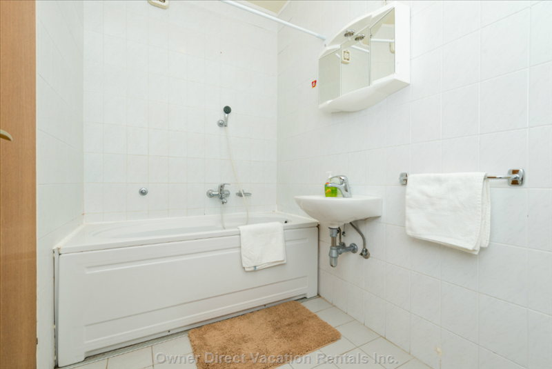 Full Bathroom- Similar to but May Not be this Exact Unit
