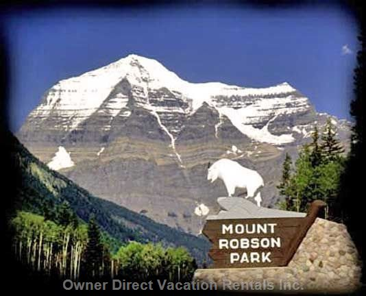 MT Robson, Highest in Canadian Rockies