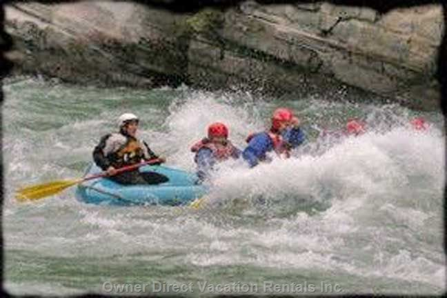 Whitewater Rafting & Float Trips