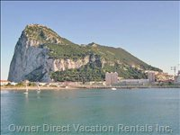 Gibraltar - we Offer Culture and Adventure Tours to the Selwo Safari Park, Water Parks, to Ronda, Gibraltar, Sevilla, Grananda, Malaga Ect....