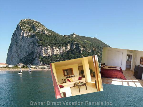 Only 150 Meters to the Mediterranean Beach with all Facilities for Self Catering.