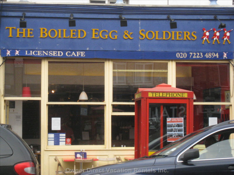 Boiled Egg and Soldiers - There is nothing like Good Old Traditional Fare