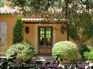 Welcome to the Villa - Esporles, Spain - Vacation Villa with Gardens, Pool, and Valley Views