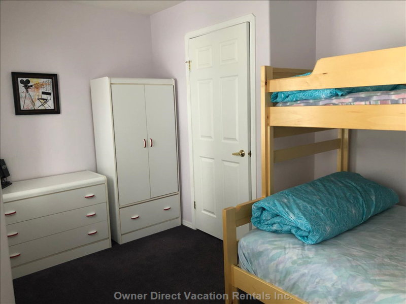 Large Bunkbed #2 - Sleeps 5