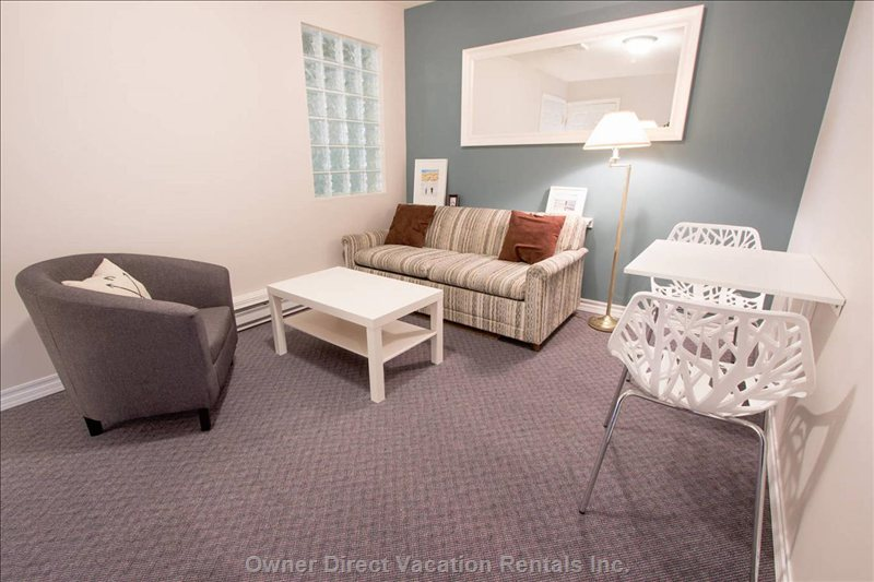 Bonus Den. This Family Room is a Quiet Spot Away from the Main Living Area. A Den for you to Zen.