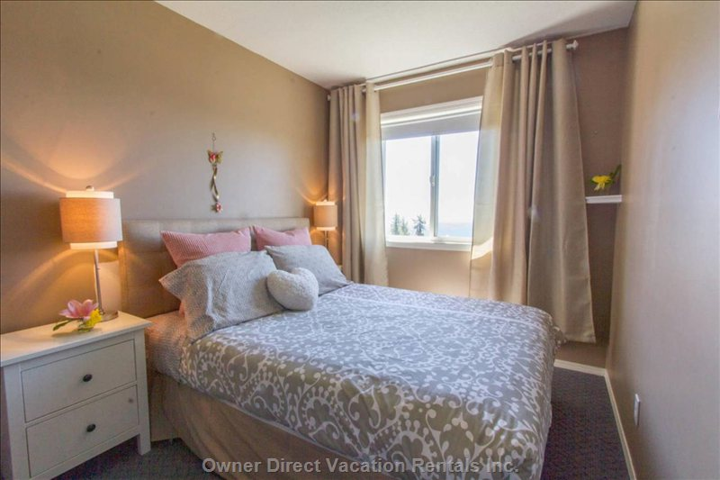 2nd Queen Bedroom: Tidy and Cozy Bedrooms for a Great Nights Sleep