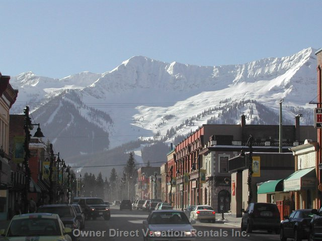 Fernie Vacation Homes Rentals #207444