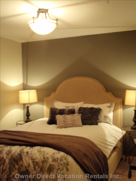 Master Bedroom with En-suite - Newly Decorated!