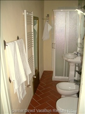 The Fully Equipped Bathroom