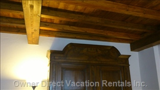 The Wooden Ceiling