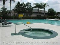 Grand Palms Pool & Spa - Community Pool and Hot Tub