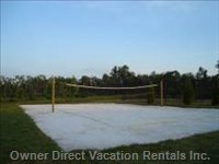 Sand Volley Ball Court