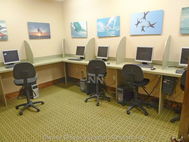 Office Area W/Complimentary Wifi