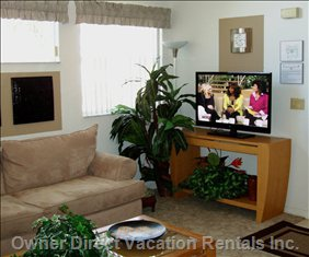 Check out the Brand New 42&Quot; Flat Screen TV - Lots of Channels, Not Just &Quot;Basic&Quot;