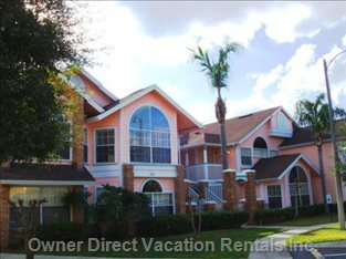 The Beautiful Villas of Somerset Resort is Just 3 Minutes from Disney World!