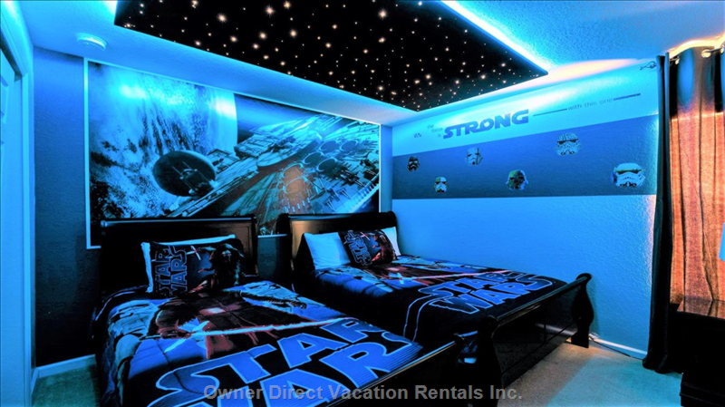 Star Wars Themed Room in Kissimmee, FL #243122 OwnerDirect.com