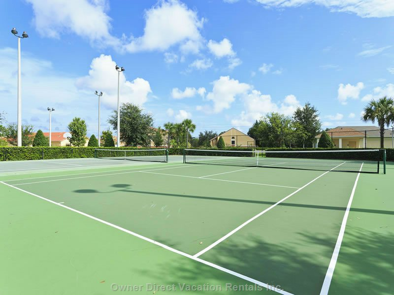Windsor Hills Lighted Tennis Courts